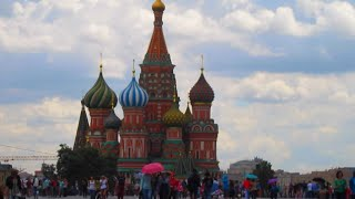 مول جوم .. اشهر مكان في روسيا