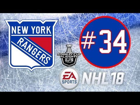 NHL 18 ~ New York Rangers Franchise Mode ~ #34 (Redemption #3?)