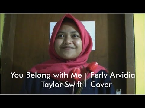 You Belong With Me - Taylor Swift (Ferly Arvidia Cover)