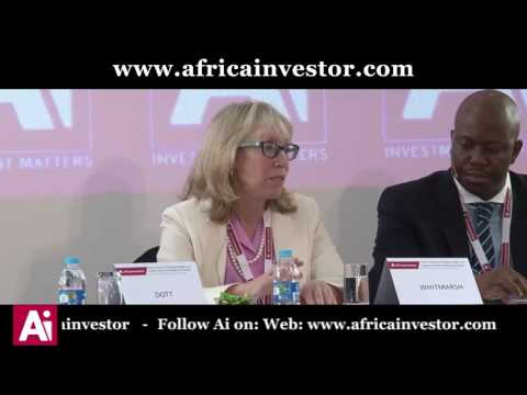 Theresa Whitmarsh speaks at the Ai Pension and Sovereign Wealth Fund Leaders' Summit 2017 Roundtable
