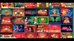 Casino Test - Sunmaker Casino Bonus - 15 € für nur 1 € Einsatz