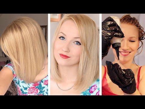 Meine NEUE Frisur + Haarfärbe ROUTINE