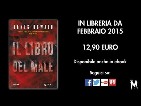 "Il libro del male"" di James Oswald"