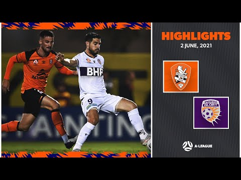 Brisbane Roar Perth Goals And Highlights