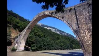 Floods bring down Ottoman bridge in Balkans