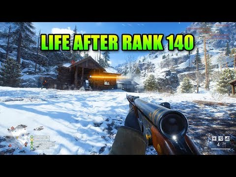 Life After Rank 140 - Progression Woes | Battlefield 1