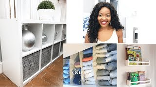 Home Decor 2019| Best Ikea Buys For Organisation.