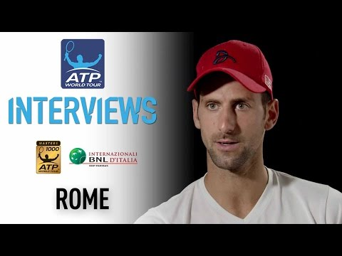 Djokovic Draws Positives Ahead Of Rome 2017