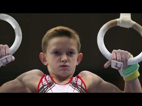 Мужская юношеская гимнастика