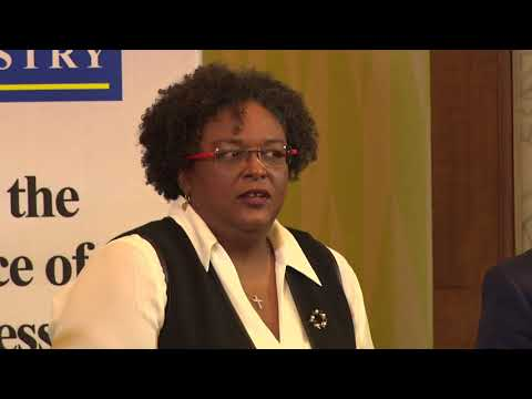 ( Part2 Q&A) A sit down with the Leader of the Opposition Hon. Mia Amor Mottley Q.C., M.P.