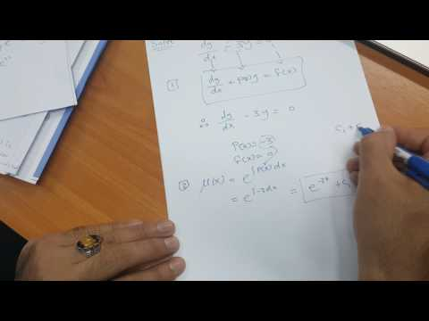 Math for Engineering _ Linear Equations _ Qatar