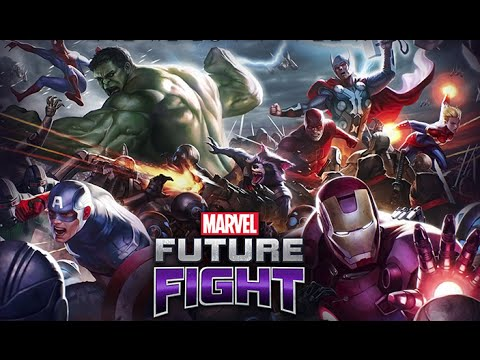 MARVEL Future Fight. Прохождение №1 (Gameplay …