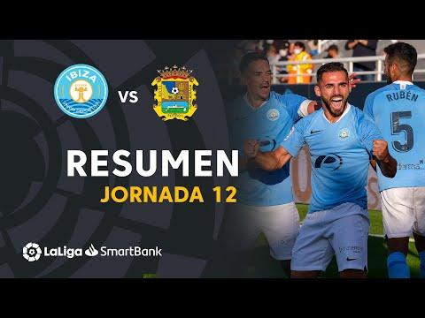 Ibiza CF Fuenlabrada Goals And Highlights
