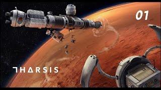 Tharsis прохождение #1 Летим на МАРС