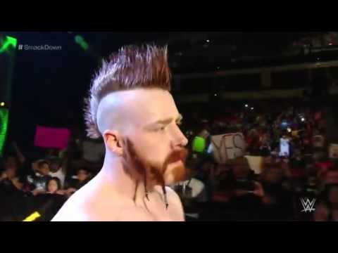 Sheamus NEW Theme song debut 2015...