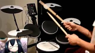 Boku no Hero Academia Season 2 OP 2 Full -【Sora ni Utaeba (空に歌えば)】by amazarashi - Drum Cover thumbnail
