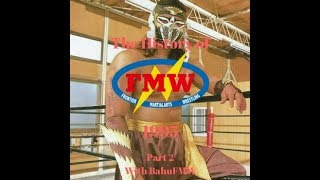History of FMW Volume 14 covering the second half of 1995 with pictures and clips. We go over Hayabusa becoming the ace and his body begins to break down ...
