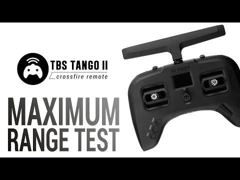 TBS Tango 2 - MAXIMUM RANGE TEST