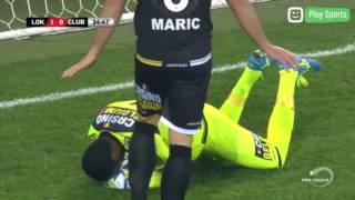 Lokeren - Club Brugge 1-0 / 12 Februari 2017