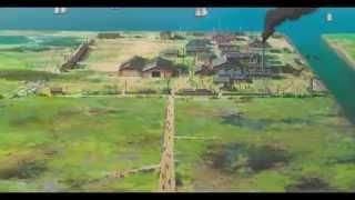 Ветер крепчает  (русский трейлер, реж  Хаяо Миядзаки)