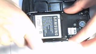 Samsung D700 Repair   How to Re Assemble it