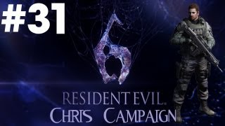"""GREEN HERB... SO CLOSE"" Resident Evil 6 Walkthrough - Part 31 With..."