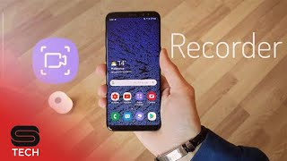 Samsung Screen Recorder!