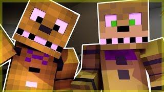 Minecraft : Fredbear And Friends MOVIE (Minecraft FNAF Roleplay)