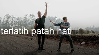 The Rain - Terlatih Patah Hati (eclat acoustic cover)