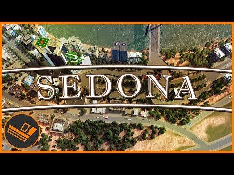 Sedona - Part 46   ISLAND DEVELOPMENT (Cities: Skylines)