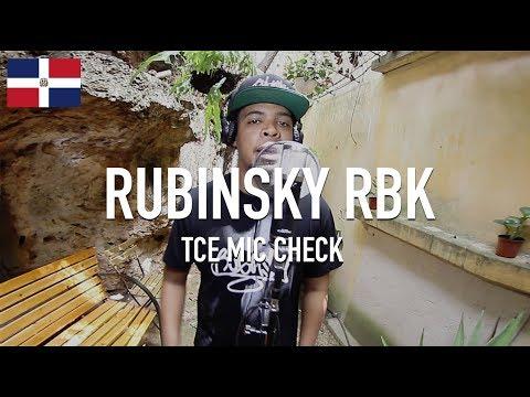 Rubinsky RBK - Untitled [ TCE Mic Check ]