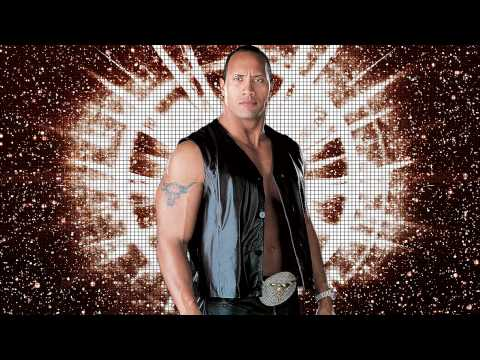 2003-2004: The Rock 17th WWE Theme Song - Is Cookin (V2; Hollywood Intro V3) [ᵀᴱᴼ + ᴴᴰ]