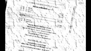 L. v. Beethoven - Missa Solemnis - Berliner Philharmoniker - Karl Boehm