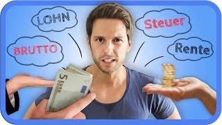 Wohin geht unser Geld? - Sozialversicherung & Co. erklärt