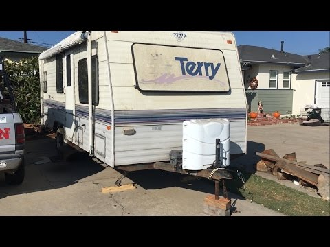 hqdefault?sqp= oaymwEWCKgBEF5IWvKriqkDCQgBFQAAiEIYAQ==&rs=AOn4CLAKLk3n6v74bA1Xvu2893RYt1L_ZQ 1994 travel trailer fleetwood terry, 27 foot 5th wheel travel  at creativeand.co
