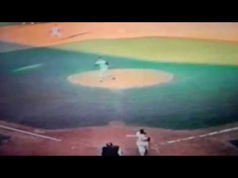 Carl Yastrzemski 44th Home Run Wins Triple Crown!