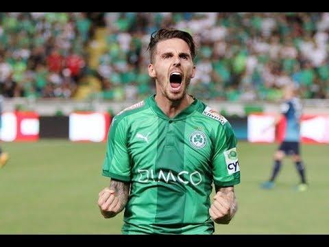 Matt Derbyshire OMONOIA Nicosia 2017-2018 goals