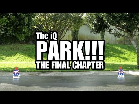 SCION iQ PARK!: THE FINAL CHAPTER