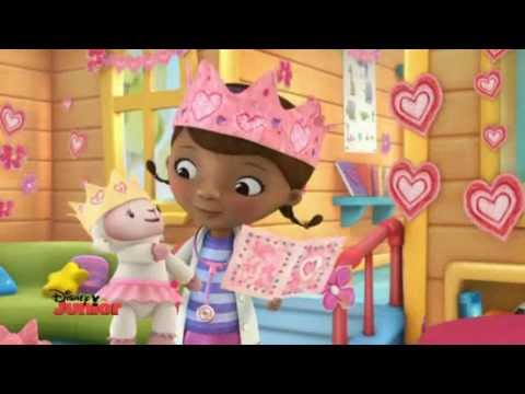 Dottoressa Peluche -- Dottie guarisce Bianchina - Dall'episodio 11