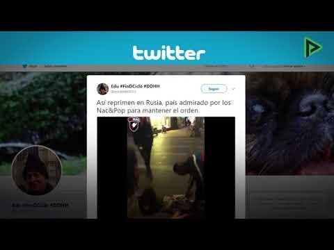 """Video de """"policías rusos maltratando a una mujer en el Mundial"""" fue grabado en Holanda"""