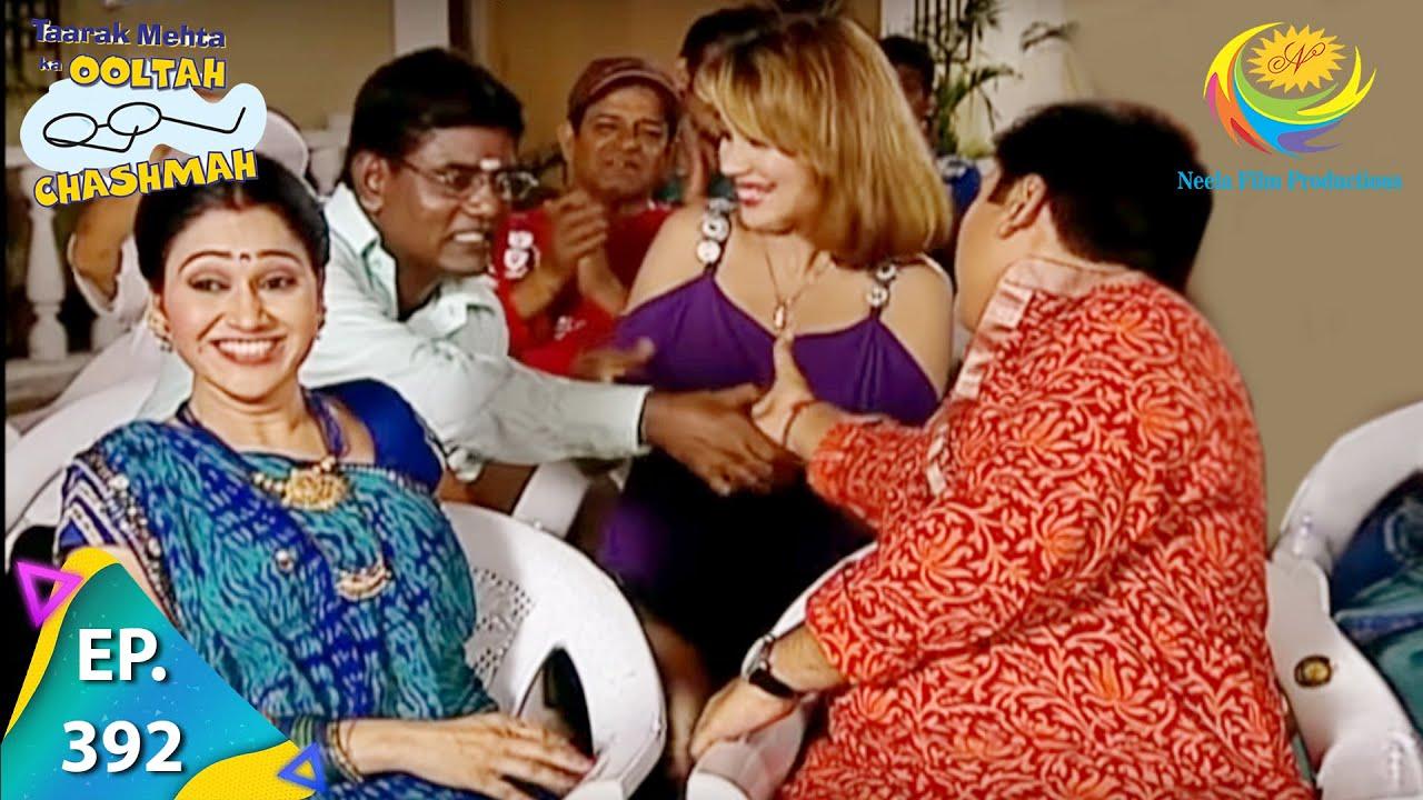 Download Taarak Mehta Ka Ooltah Chashmah - Episode 392 - Full Episode