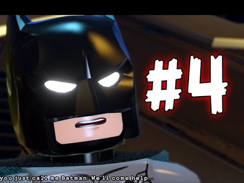 LEGO BATMAN 3 - BEYOND GOTHAM - PART 4 - THE FEELS! (HD)