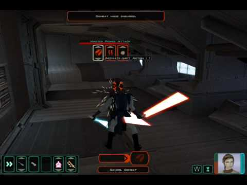 Star Wars KOTOR 2 PC Nar Shaddaa Walkthrough Part 1