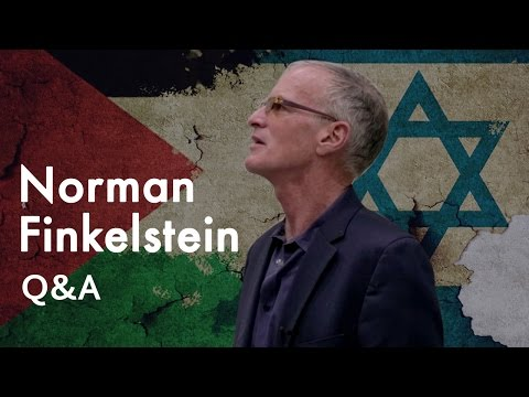 Has there been any criticism of the Israeli Government by Israelis themselves? | Finkelstein (2015)