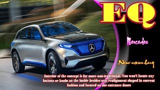 2020 Mercedes Benz EQ | 2020 mercedes eq concept | 2020 mercedes eq suv | 2020 mercedes eq 0-60