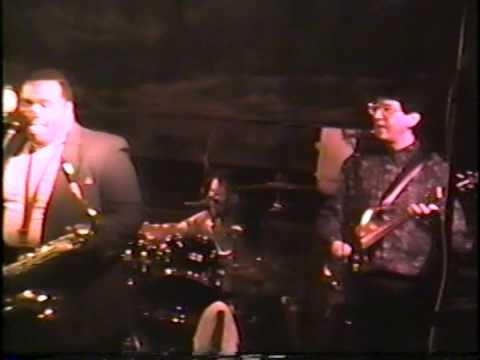 RICHIE LEEPER AND RHYTHM EXPRESS 1993