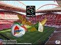 Rádio Antena 1 - Benfica x Moreirense - Relato dos Golos