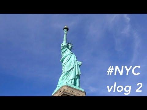 EMOZIONE GROUND ZERO, STATUA DELLA LIBERTÁ & LOWER MANHATTAN #NYC vlog •2
