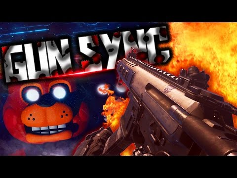 GUN SYNC - Five Nights at Freddy's 3 Song!