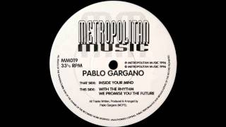 Pablo Gargano - With the Rhythm (Acid Trance 1996)